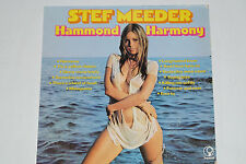 STEF MEEDER-Hammond Harmony LP NUDE COVER/Imperial records