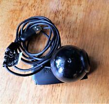 Logitech Webcam USB schwarz