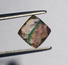 2CTS GORGEOUS COPPER BEARING NATURAL  WATER MELON  TOURMALINE  GEMSTONE