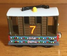 Thomas Trains Sodor Carnival Toby Take Along Take N Play Diecast