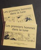 Les Premiers Hommes dans la lune. Dessins de NARET. Editions Pressibus 2000.