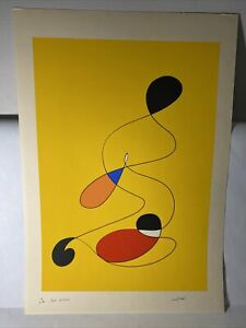 Mystery Artist: Hand Signed Numbered Lithograph (5/20) - Abstract / RAK