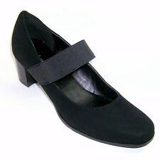 Standard (D) Width Block Heel Formal Shoes for Women