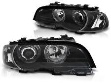 BMW E46 1999-2001 2002 2003 PHARES LPBMG5 COUPE CABRIO ANGEL EYES LED