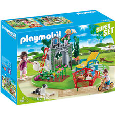 Playmobil Family Garden Super Set - 70010