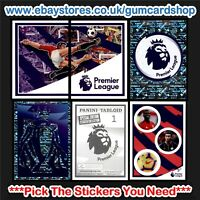 Panini Tabloid Premier League (61 to 120) *Select the Stickers You Need*