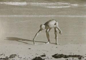 CHARLES WILP -Sandzeichnung Joseph Beuys, handsigniert,1974. WVZ SchellmannS.464