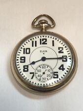 Raymond Pocket Watch New listing Elgin Bw