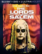 THE LORDS OF SALEM (+ DVD) - BLU RAY - Region A - Sealed