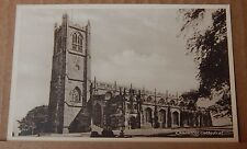 Postcard Lancaster Cathedral Exterior unposted