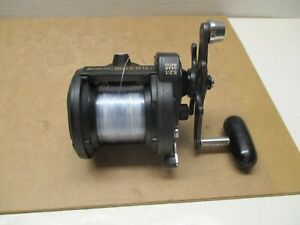 SHIMANO  TLD STAR 15/30S ** WITH 65 LB. SPECTRA & 40 LB. TOP SHOT *********