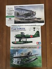 4 - 1/48 scale model airplane model lot