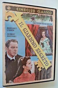 DVD Il Giardino Segreto Fred M. Wilcox Cineclub Classico