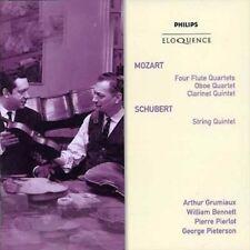 Flute Quartets Oboe Quartet Clarinet Quintet Strin W a Mozart 2007 CD