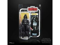Star Wars 40th Anniversary Black Series Darth Vader TESB Action Figure