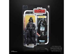 Star Wars 40th Anniversary Black Series Darth Vader TESB Action Figure