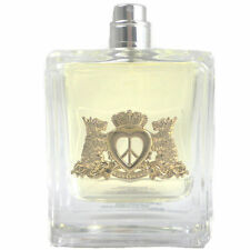 Peace Love & JUICY COUTURE Perfume Women 3.4 oz edp 3.3 Spray NEW tester