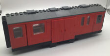 Lego Train Mail Van Set 7820