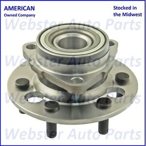 Front Wheel Hub Bearing Assembly for Chevrolet K1500 & GMC K1500