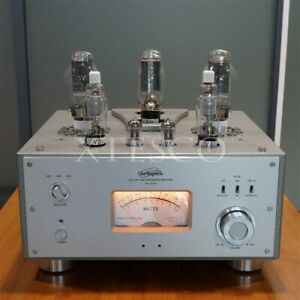 Line Magnetic Tube Amplifier LM-210IA Integrated Amp Single Ended 300B*2 5U4G*2#