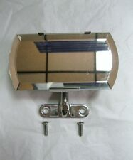 1932 1933 1934 Ford Cabriolet & Convertible Stainless Inside Rear View Mirror
