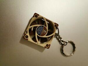Genuine Noctua Fan Owl Key Ring Merchandise
