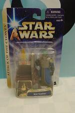 Star Wars Attack of The Clones Wat Tambor Action Figure