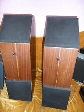 lowther corn acousta horn speakers with pm6c drivers  pair