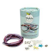 Pipkits Friendship Charm Bracelet Kit - Jewellery Making Kits for Girls