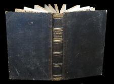 MEDECINE HOMEOPATHIE] ESPANET (Alexis) - Etudes élémentaires d'Homoeopathie 1856