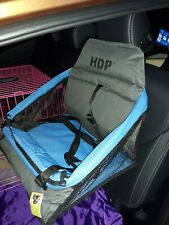 HDP Car Deluxe Lookout Booster Car Seat Color:Blue