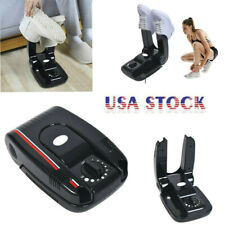 Boot Dryer Portable Folding Shoes Warmer Electric Heat With Timer US Stock