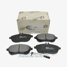 Mercedes Front Brake Pads Pad Set Premium Quality 0050820 + Sensor VIN#REQUIRED