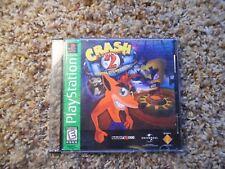 Crash Bandicoot 2 Cortex Strikes Back PlayStation 1 Ps1 Video Game