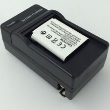 HZQDLN NP45 Battery + Charger for SANYO Xacti VPC-TP1000 VPC-TP1000BL VPC-TP1010