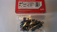 * Herpa 083485 Kit chassis for tractor MAN 3-axle all-wheel Scale 1:87