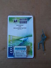 NEW Battery Giant BLI-1271-.7 Blackberry BB E-M1 9350/9360 *FREE SHIPPING*