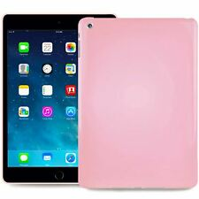 Slim Protective Silicone Cover Case For Apple iPad Air 1 in Pink
