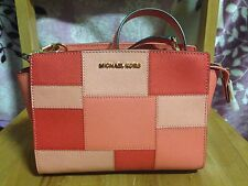 Pink/Grapefruit Micheal Kors Selma Handbag (New with Tags)