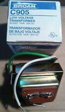 BROAN LOW VOLTAGE TRANSFORMER C905 16V 110VA 120VAC NUTONE 101T