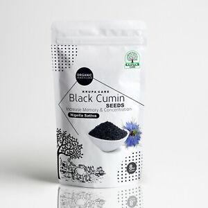 Organic Black cumin seed 8,16 Oz