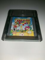 Magical Drop Nintendo GameBoy Color GBC Rare US Authentic Version Clean