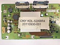 Sony KDL-52XBR4 Digital Board 1-873-860-11 A1257224B