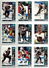 1993-94 MCDONALDS UPPER DECK HOCKEY COMPLETE 28 CARD SET LOT Roy Jagr Yzerman