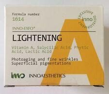 Innoaesthetics DSE Exfoliating Lightening Peel Melasma Mask Peels like Cosmelan