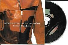 CD CARDSLEEVE COLLECTOR 1T BRIGITTE FONTAINE & NOIR DÉSIR BIS BABY BOUM BOUM