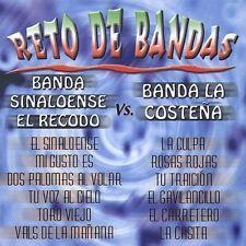 Banda La Costena : Reto De Bandas CD