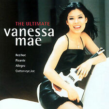 FREE US SHIP. on ANY 2 CDs! ~LikeNew CD : The Ultimate Vanessa Mae Import