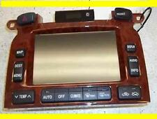 TOYOTA HIGHLANDER DVD GPS NAVIGATION DISPLAY SCREEN MONITOR 2004 -07 4WD 2WD HV