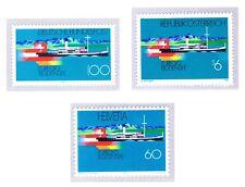 BRD 1993: Bodensee Nr. 1678 plus die beiden Parallelausgaben, postfrisch! 20-06
